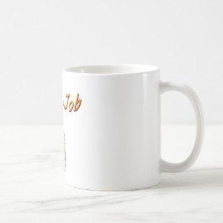 Good Job Basic White Mug