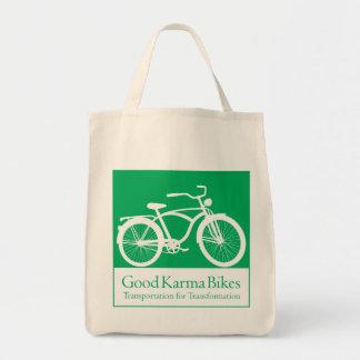 Good Karma Bikes Organic Grocery Bag
