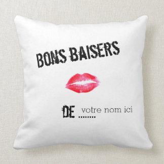 Good kisses of… cushion