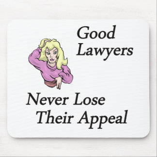 Good Lawyers Mouse Pad