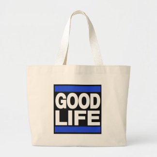 Good Life Blue Bags