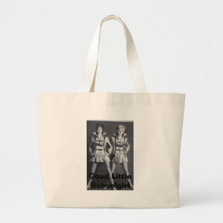 Good Little Schoolgirl Tote Bags