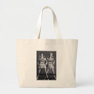 Good Little Schoolgirl Jumbo Tote Bag