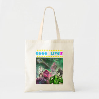 GOOD LIVEZ monkey Canvas Bag