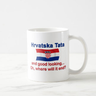 Good Lkg Croatian Tata (Dad) Coffee Mug