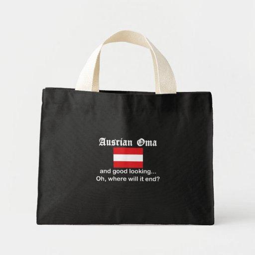 Good Looking Austrian Oma Canvas Bags
