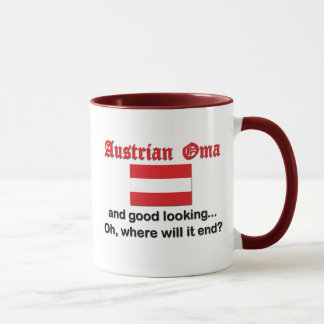 Good Looking Austrian Oma Mug