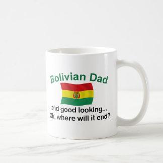 Good Looking Bolivian Dad Coffee Mug