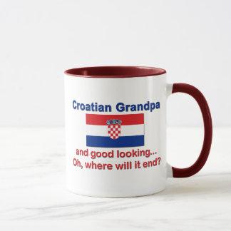 Good Looking Croatian Grandpa Mug