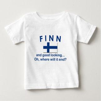 Good Looking Finn Baby T-Shirt