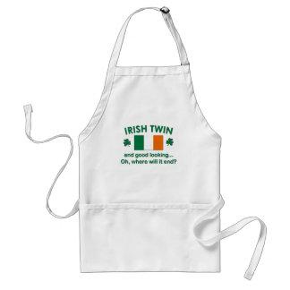 Good Looking Irish Twin Apron