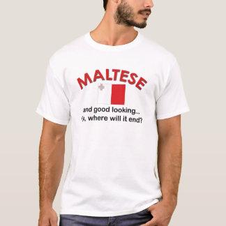 Good Looking Maltese T-Shirt