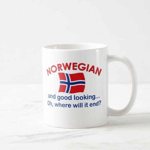 Good Looking Norwegian Mug