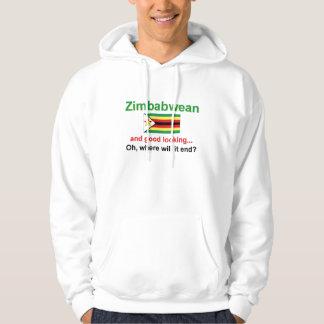 Good Looking Zimbabwean Hoodie