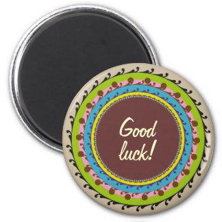 Good Luck 2 magnet