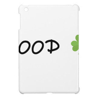 Good Luck 4 leaf clover Emoji Special one Cover For The iPad Mini