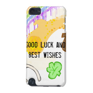 Good Luck and best wishes iPod Touch (5th Generation) Cover
