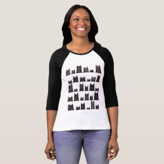 Good Luck Charms 3/4 Sleeve Raglan T-Shirt