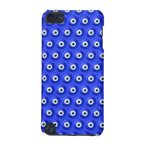 Good Luck Charms against Evil Eye Pattern iPod Touch (5th Generation) Cases