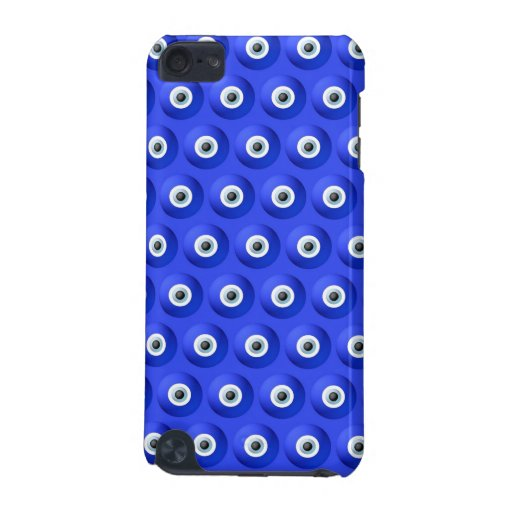 Good Luck Charms against Evil Eye Pattern iPod Touch (5th Generation) Case
