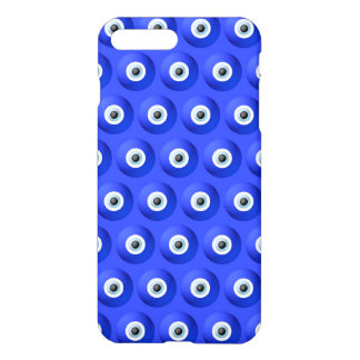 Good Luck Charms against Evil Eye Pattern iPhone 7 Plus Case
