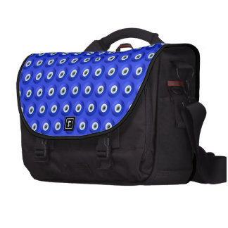 Good Luck Charms against Evil Eye Pattern Computer Bag