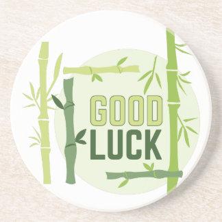 Good Luck Coaster