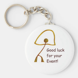 Good Luck for Special Event Key Ring