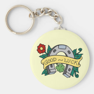 Good Luck Horseshoe - Keychain