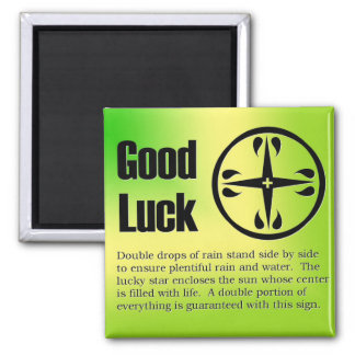 Good Luck Magnet