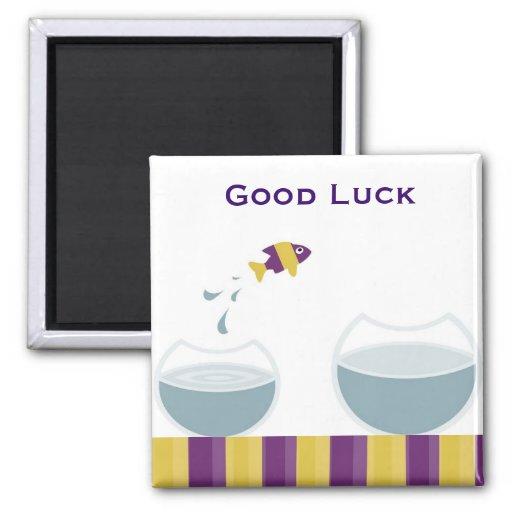 Good Luck Magnets