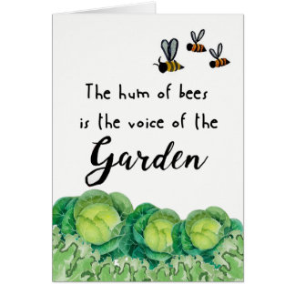 Good Luck on your Garden Card