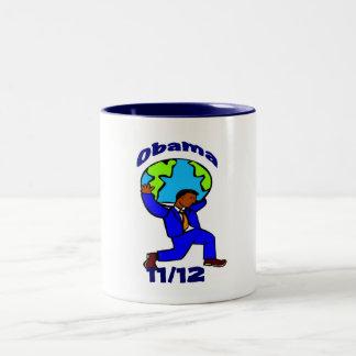 Good Luck! Two-Tone Mug