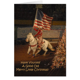 Good Merry Little Christmas Card