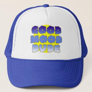 Good Mood Dude (Blue) Trucker Hat