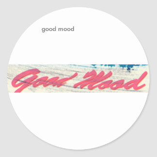 Good Mood Stickers