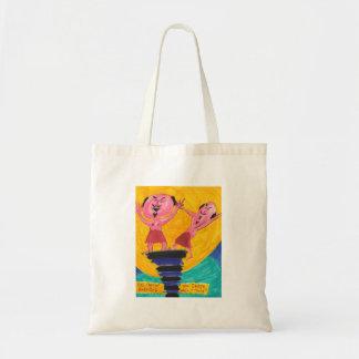 Good Mornin Barflies Tote Bags