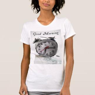 Good Morning - Alarm Clock T-Shirt