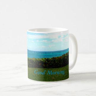 Good Morning Bahamian Coffee Mug