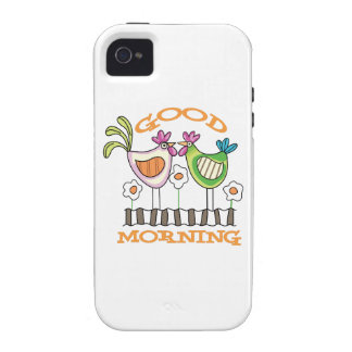 Good Morning iPhone 4 Case