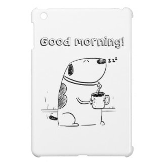 Good Morning Gibo iPad Mini Covers