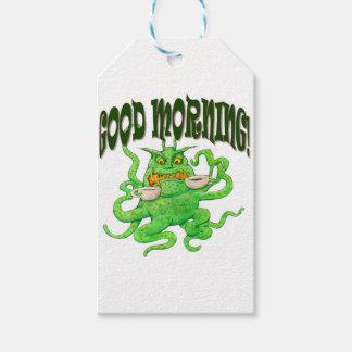 Good Morning! Gift Tags