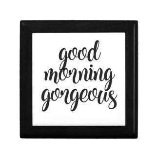 Good Morning Gorgeous Gift Box