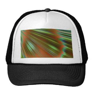 good morning green I Trucker Hats