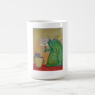 Good Morning Greep Morphing Magic Mug! Magic Mug