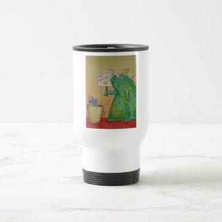 Good Morning Greep Travel Mug! Travel Mug