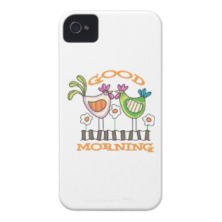 Good Morning iPhone 4 Case-Mate Cases