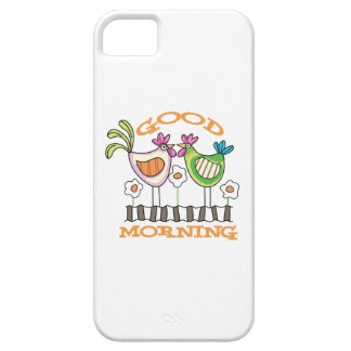 Good Morning iPhone 5 Covers