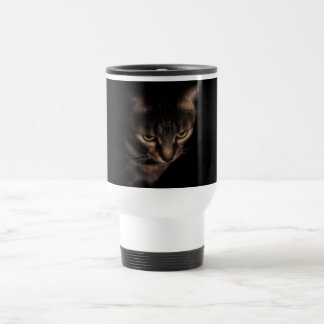 Good Morning Kitten Travel Mug