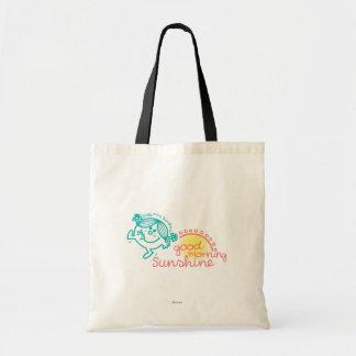 Good Morning Little Miss Sunshine Budget Tote Bag